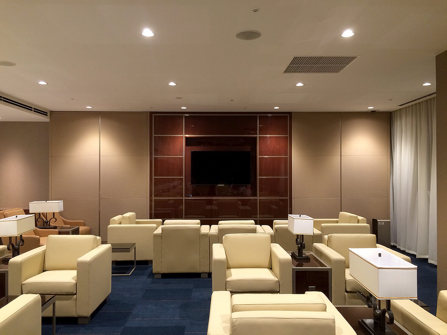 Emirates Narita Airport Lounge Project
